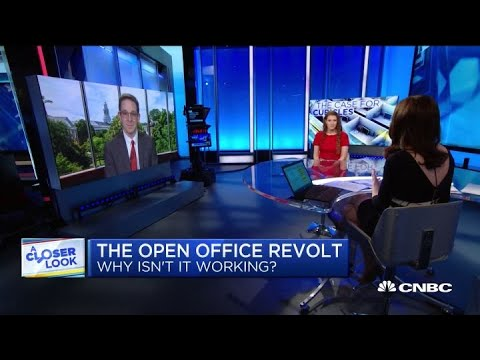 Workers are revolting against the open office concept, here's why it's not working