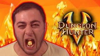 dnyanın en acı biberi cezalı dungeon hunter 5
