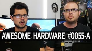 Awesome Hardware #0055-A: PC/XBOX/PS4 Cross-Platform Play, VR Update, Kaby Lake