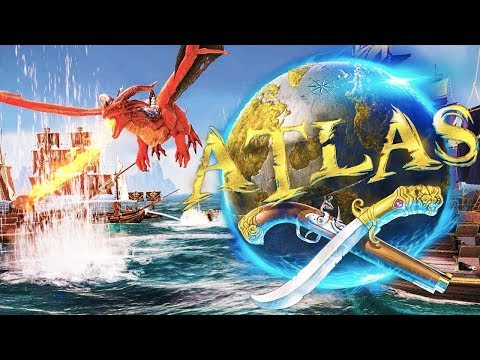 I WAS FORCED TO PLAY THIS GAME AGAIN AND I'M NOT HAPPY ABOUT IT (Atlas aka ARK 2.0)