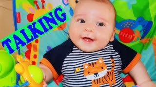 cutest baby ever pat a cake eli talking kids songs alltoycollector toys vlog day in the life