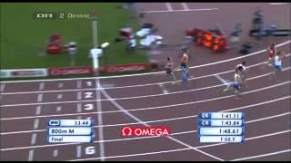 800m final european athletics championships 2012 (Men)