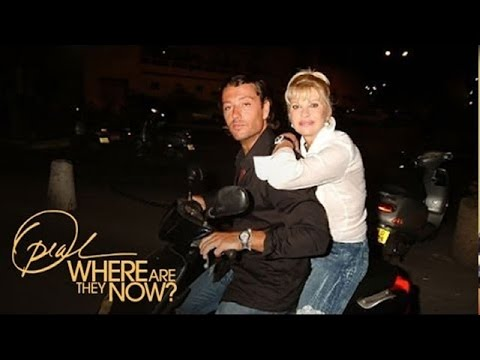 Why Donald Trump's Ex-Wife Ivana Prefers Younger Men | Where Are They Now | Oprah Winfrey Network from YouTube · Duration:  2 minutes 27 seconds