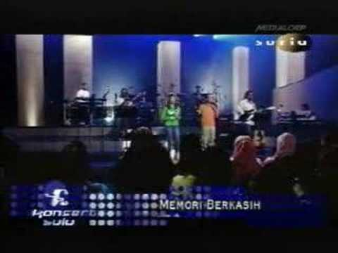 Permulaan Konsert Solo Achik Spin & Siti Nordiana