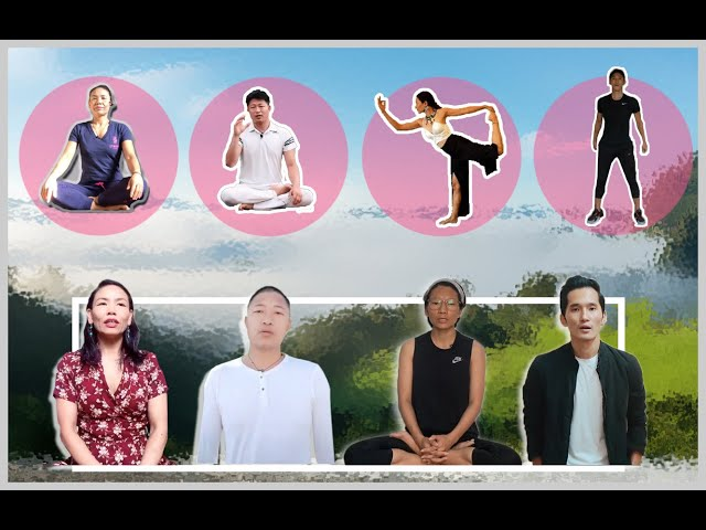 Change in life post gym and yoga  ལུས་སྦྱོང་གནང་བའི་དགེ་མཚན་དང་མི་ཚེའི་འགྱུར་ལྡོག