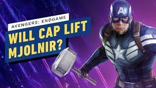 Will Captain America Finally Lift Thor