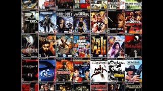 TOP 100 list BEST PS2 GAMES of all time playstation 2 console