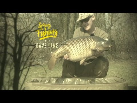 Spring Fishing - With Dave Lane And Total Carp Magazine