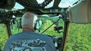 Learn Tailwheel | Bird Dog Landing Sherman (PVT) 8-19-12