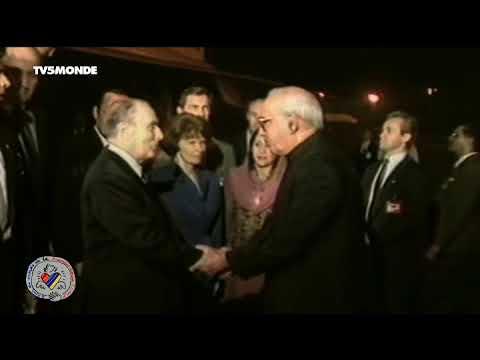 Archives : visite de François Mitterrand au Pakistan