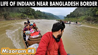 HOW INDIANS LIVE NEAR BANGLADESH BORDER?