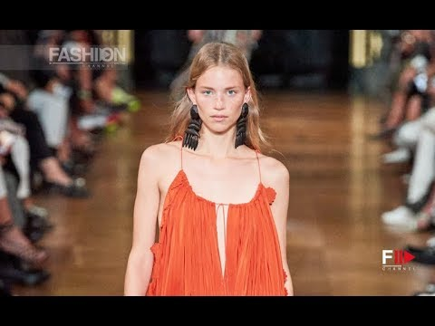 STELLA MCCARTNEY Spring Summer 2020 Paris - Fashion Channel