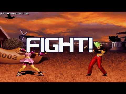 [FightCade King of Fighters 2002] [K.C]Sharrnea vs [?]