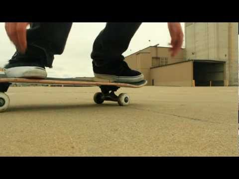HOW TO FRONTSIDE SHOVE IT THE EASIEST WAY TUTORIAL