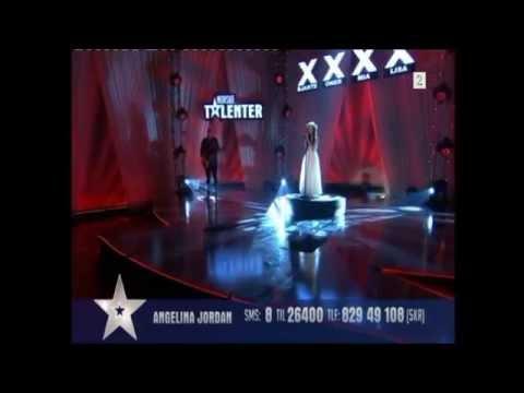 Angelina Jordan - Bang Bang (Nancy Sinatra) - Subtitled for people outside Norway!