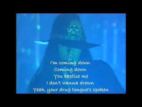 The Cult -  Coming Down (Lyrics)