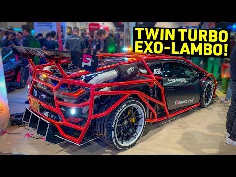 2019 SEMA Show Highlights - Insane Cars & Trucks - Day 3