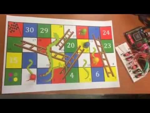 Proyecto Final Juego Escaleras Y Serpientes Youtube