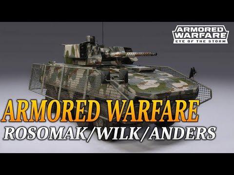 """Aktualizacja 0.21 """"Eye of the Storm"""" Armored Warfare"""