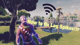 How to fix Lag Spikes And Freezing On Fortnite Mobile