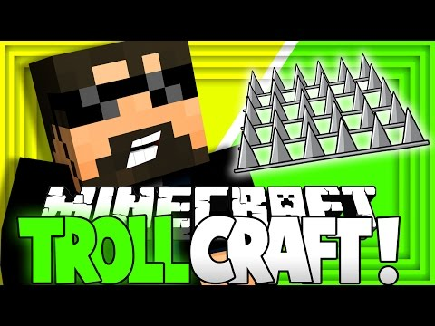 Minecraft: TROLL CRAFT | LET THE TROLLING BEGIN!! [2]