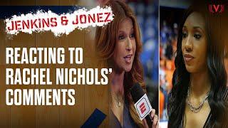 Rachel Nichols 'Diversity' Comments About Maria Taylor | Jenkins & Jonez
