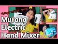 Murang Electric Hand Mixer Sa Online/ Unboxing