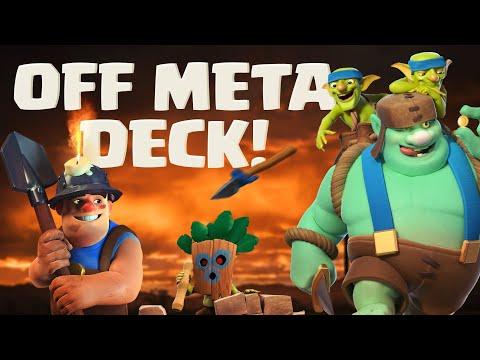 Goblin Giant deck ! Super Défi - Clash Royale