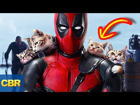 Thumbnail: 10 Weaknesses You Didn't Know Deadpool Had