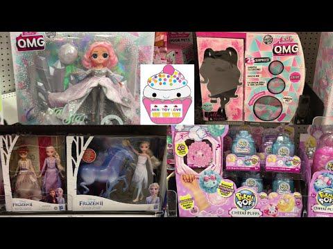 Toy Hunt #206 LOL Surprise Crystal Star Fashion Dolls Frozen 2 Fortnite Shopkins Lil Secrets