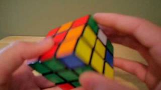 how to solve a rubik s cube fridrich method part 1 cross f2l