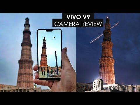 VIVO V9 Camera Review by a Photographer (Hindi)