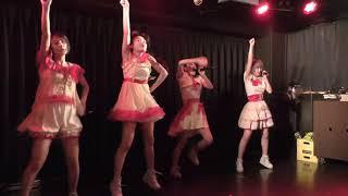 長崎発アイドルユニット・MilkShake(ミルクセーキ)のステージ。「裏ミ...