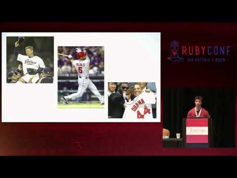 RubyConf 2015 - Moneyball at the Keyboard: Lessons on How to Scout Talented Developers