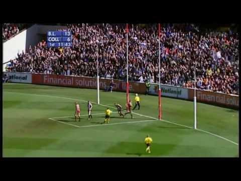 AFL 2003 Grand Final Brisbane Vs Collingwood