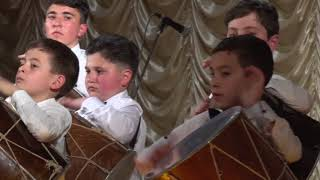 Mamikon Badalyan Dhol Players Artcakh