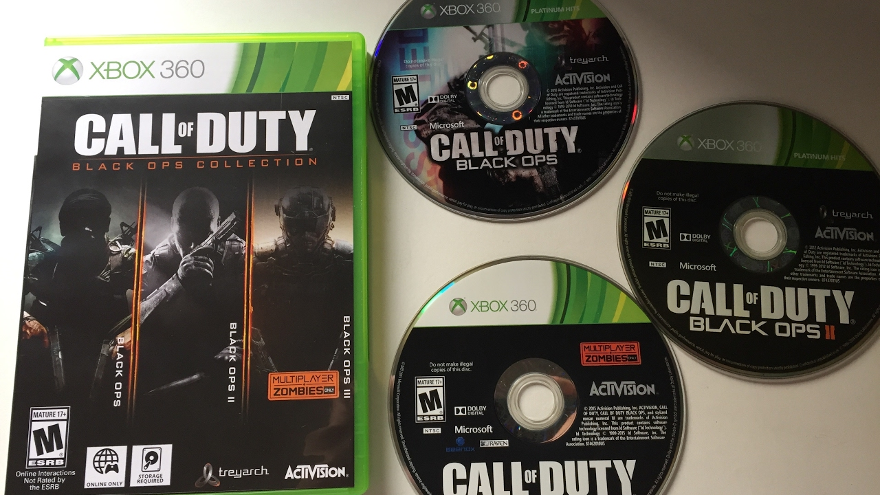 how to buy black ops 2 on xbox one