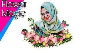Edit Flower Magic dengan Picsart Terbaru di Android