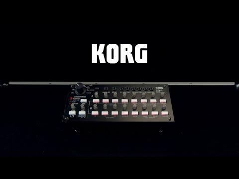 Korg SQ-1 2x8 Analog Step Sequencer   Gear4music demo