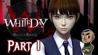SCARIEST GAME | White Day: A Labyrinth Named School REMAKE — Part 1 | Horror Game Gameplay PS4 / PC