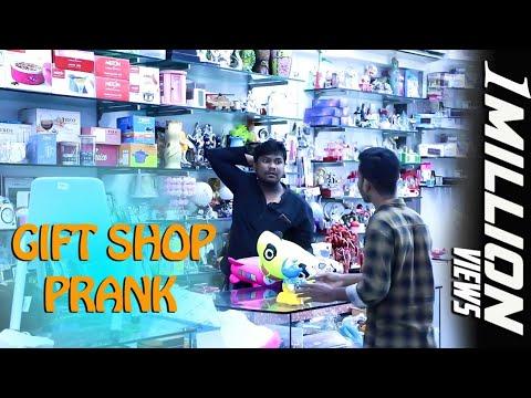 Gift Shop Prank   Prankster Rahul   Tamil Prank   PSR 2019