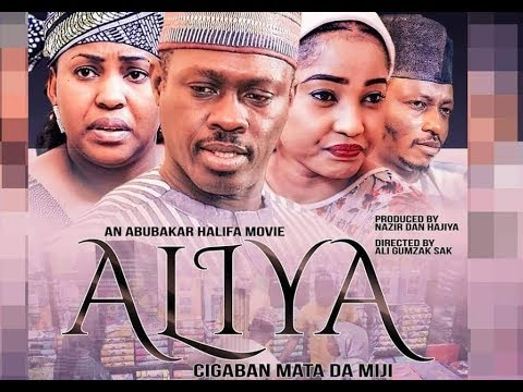 Download ALIYA 1&2 LATEST HAUSA FILM 2019