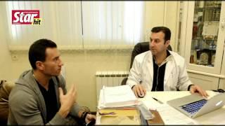 Михаил Терехин на консультации у пластического хирурга