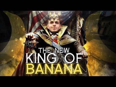 THE NEW KING OF BANANA (Rank S)