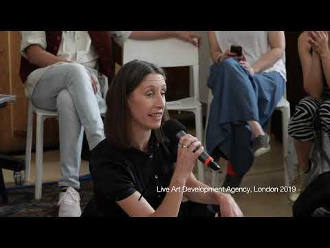 Alessandra Cianetti And Xavier De Sousa On Performingborders | LIVE 2019