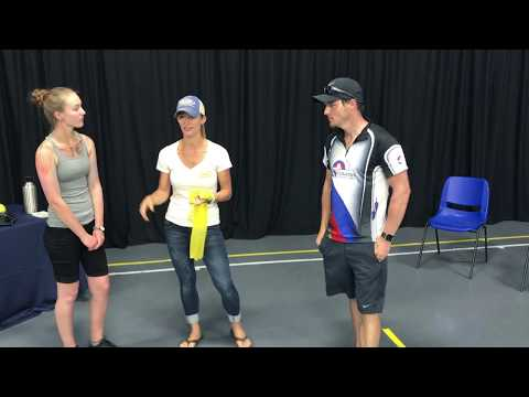 Shoulder workshop for archery, how to treat or avoid shoulder pain in archery