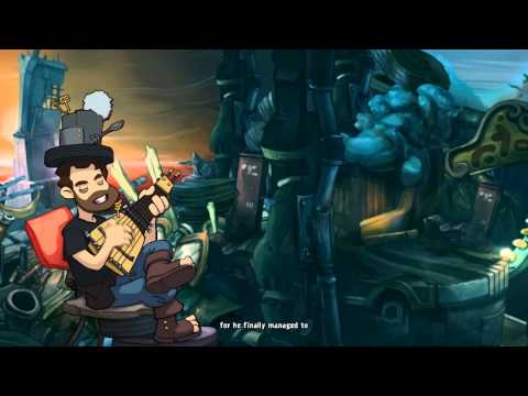 "Deponia ""Huzzah"" song (all 4 songs) in english. HD with lyrics."