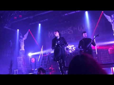 Motionless In White - Soft(LIVE) @ Playstation Theater, NYC 10/12/17