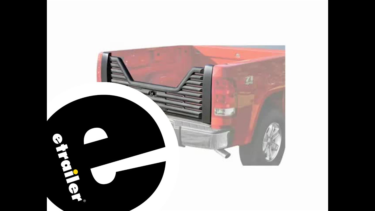 Stromberg Carlson VGM-07-4000 Louvered Tail Gate
