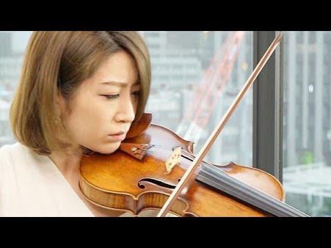 真優 バイオリン 木嶋